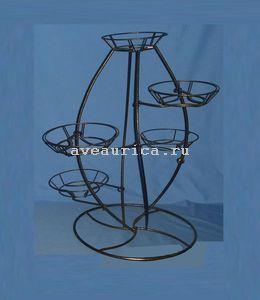 Керамические горшки, Стойки для цветов,вазы напольные, и т.д